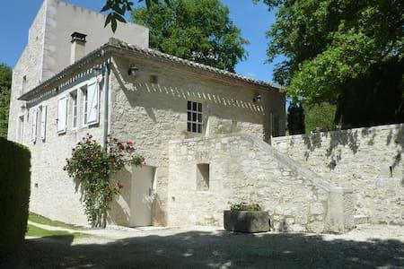 Une maison de charme à la campagne