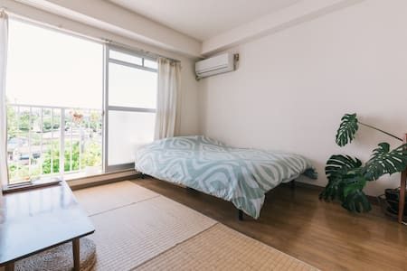 Urban Nest: VIEW & GREAT LOCATION** - 福冈市 - 公寓