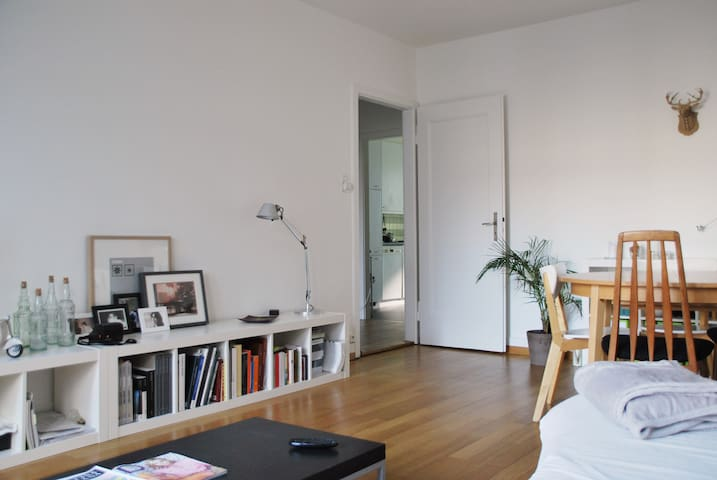 Cosy apartment by 'Messe Basel' - Basel - Lägenhet