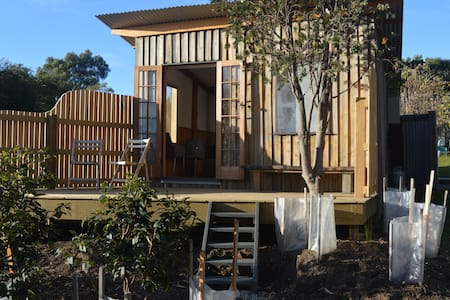Bruny eco cabin by the sea - Alonnah - Cabin