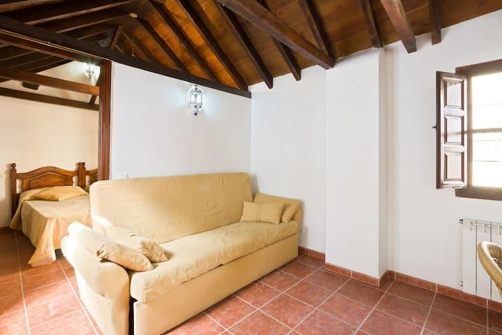 Apartamento  en casa muy andaluza   - Granada - Appartement