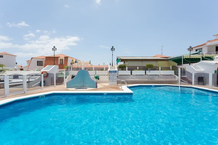 Nice apartment with a large terrace - Los Cristianos