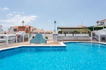 Nice apartment with a large terrace - Los Cristianos - Byt
