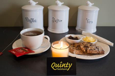 Wagga at Famous Quinty Bakehouse