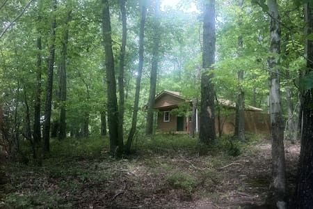 Private Cottage in Yogaville VA - Buckingham - Cabin