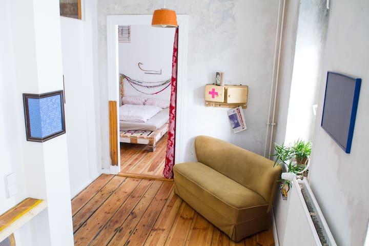 Design Apartment incl. 2 bikes