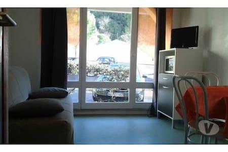 loue studio meublé et équipé - Lamalou-les-Bains - Pis