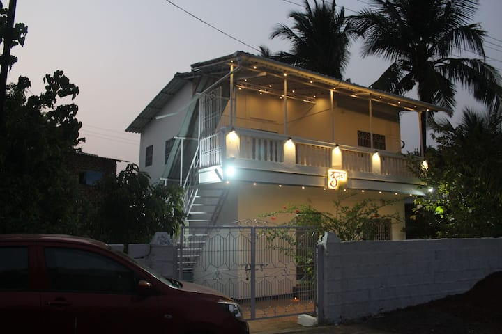 Royal Palms Villa - Shrivardhan- 2BK