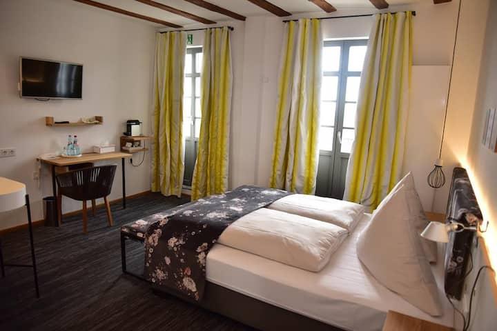 Comfort Double - Room in the Hotel Schöne Aussicht