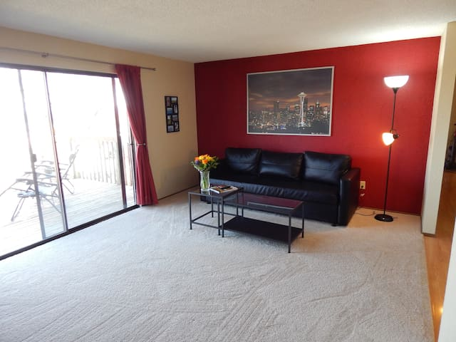Seattle Home: Downtown/SeaTac/Good Eats Nearby - Seattle - Casa