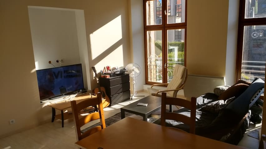 Appartement à Montbéliard centre-ville