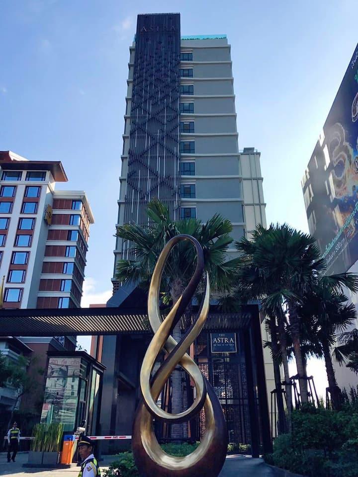 清迈市中心最高档的公寓一房