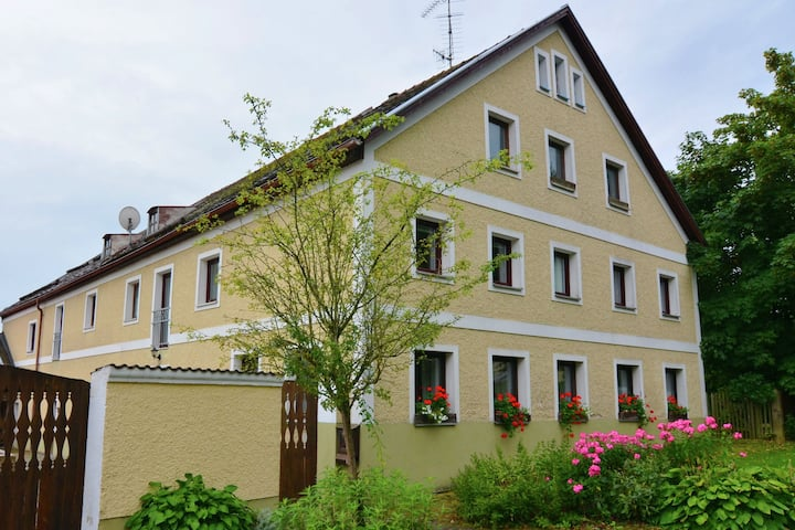 Magnific Holiday Home in Perlesreut near Forest