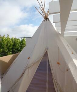 Urban Luxury Tipi - Only 2 Blocks 2 Beach! - Marina del Rey - Tipi