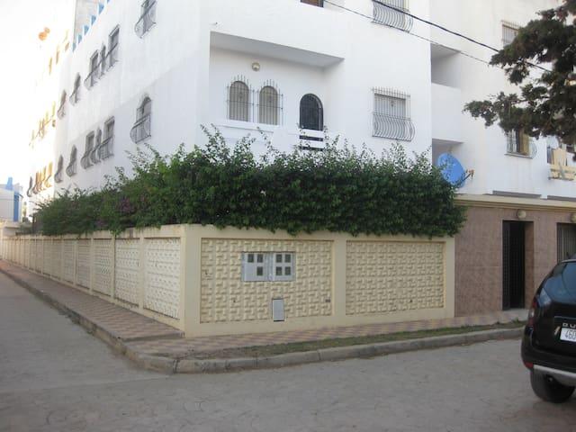 Appartement Sania-M'diq avec jardin - M'diq - Daire