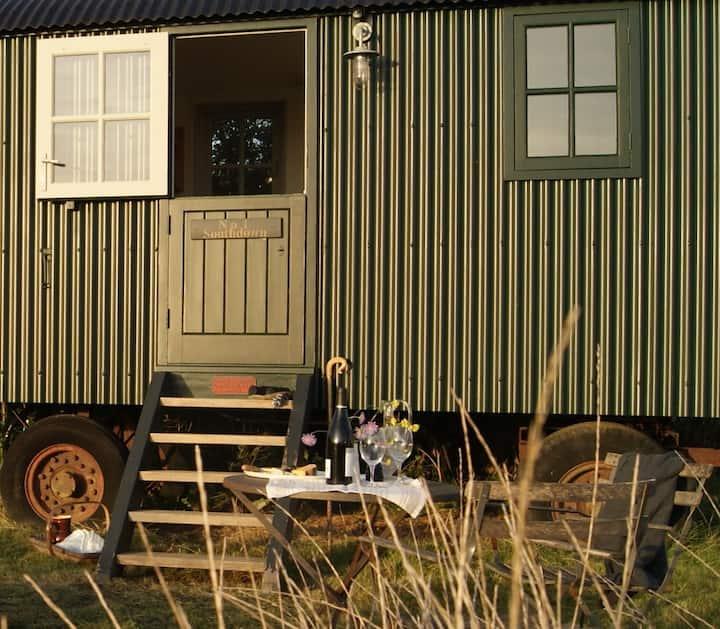 Hut 1 Southdown