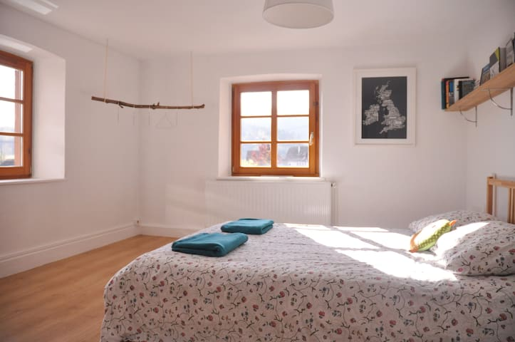 Comfortable room and countryside charm - Mollkirch - Huis