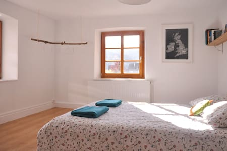 Comfortable room and countryside charm - Mollkirch - Rumah