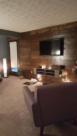 cabin cozy