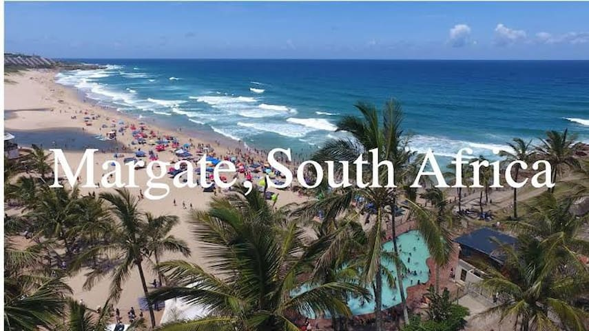 6 Sleeper Unit Margate Beach