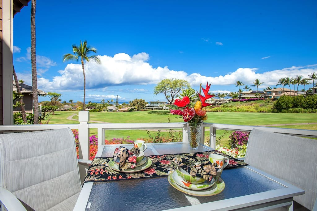 Luxurious remodel ocean view golf front condominiums for for Chair network golf