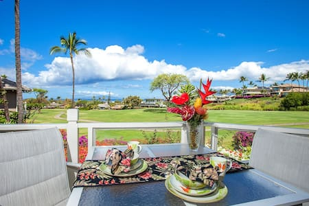 Luxurious Remodel~Ocean-View~Golf-front - Kihei