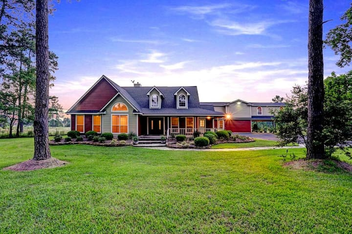 Maple Creek Bed and Breakfast--Whole B&B - Tomball - Szoba reggelivel