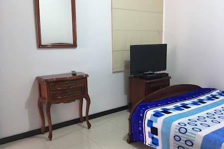 Habitación cama doble - Кали