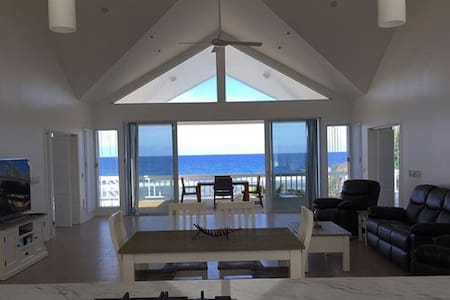 3 Bedroom Beachfront House