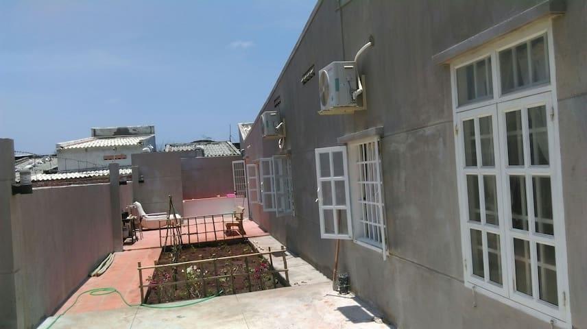 A 2 bedrooms beach sanctuary - Lang Phuoc Hai - House