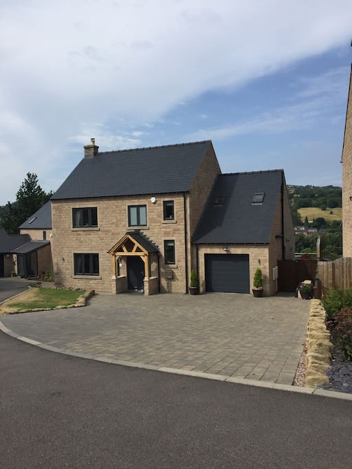 Located In A Private Road With Only 3 Houses