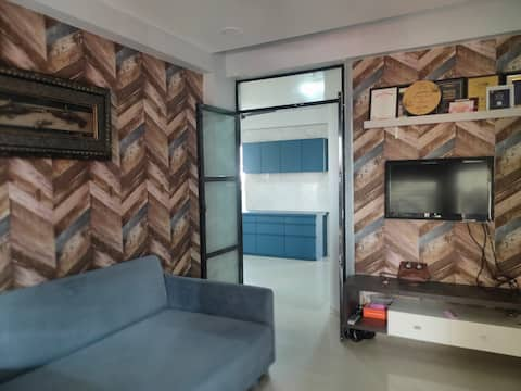 Grace home Stay 1 bhk apartment with panthouse