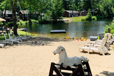 ❤️Cottage on Lakefront|Amenities Included🚣♂️ #9