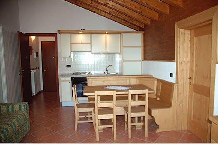 Accogliente Residence in stile alpino - Foppolo - Casa