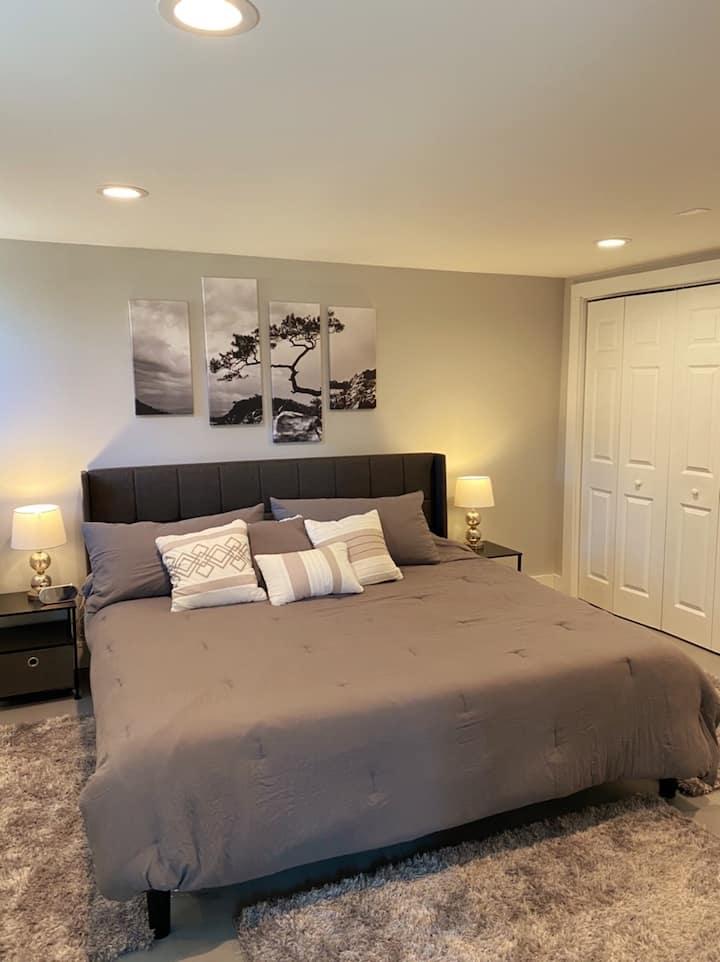 Private Suite Near Asheville & Blue Ridge Pkwy