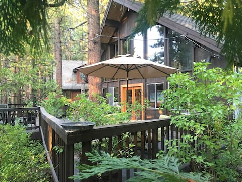 Heavenly Cedar Chalet (Co Living)