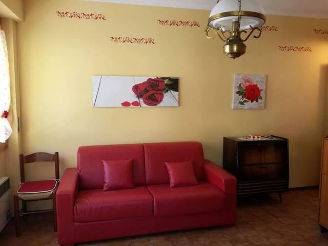 Bilocale a Valdieri, ottima base per escursioni - Valdieri - Appartement