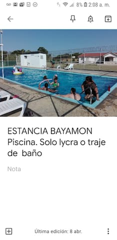 ESTANCIA Bayamon Cocle