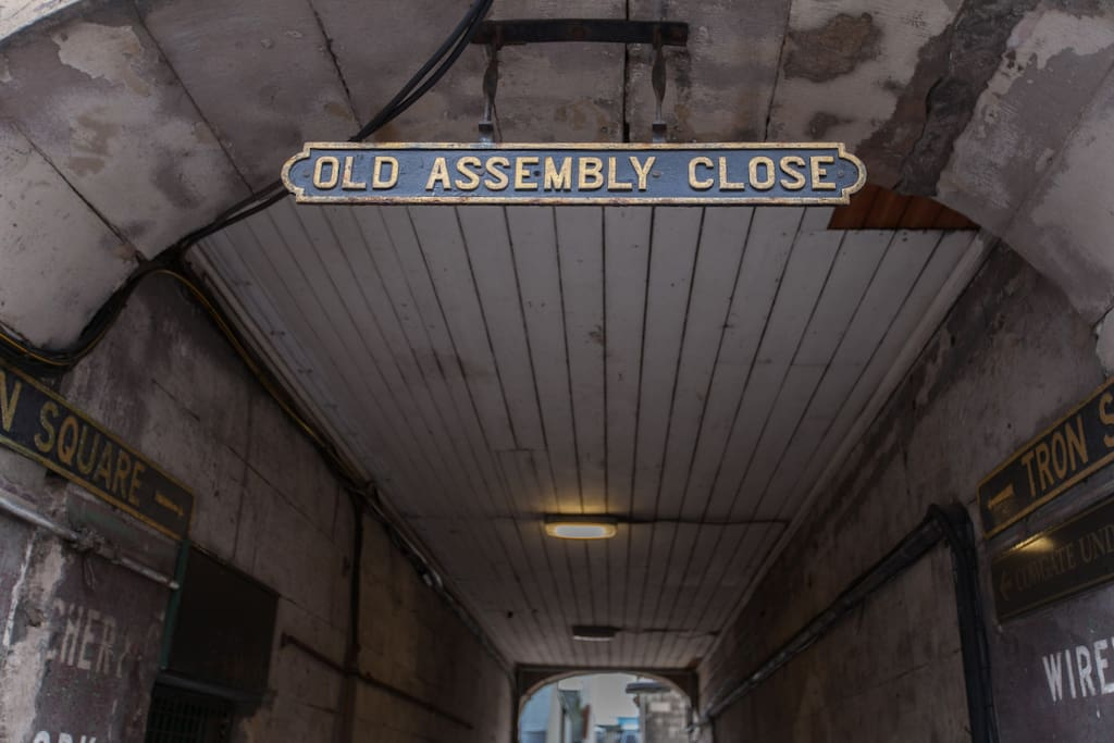 Old Assembly Close