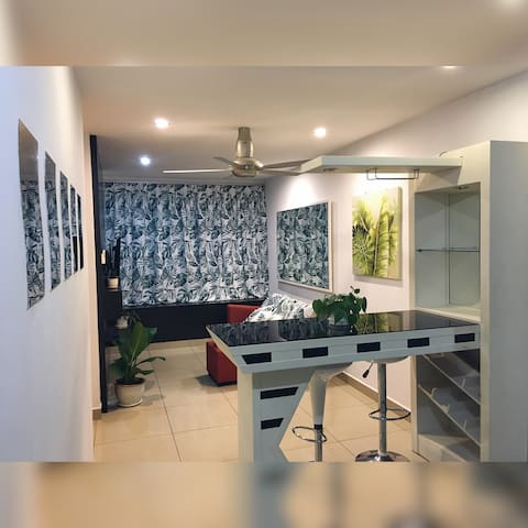 CyberCity Homestay for 6 pax #NearCity#NearAirport