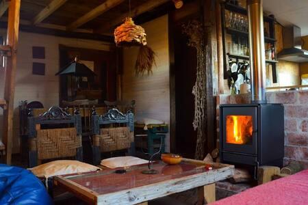 Casa a 50 metros del mar con vistas en Valizas!