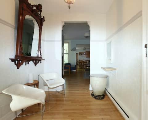 Appartement lumineux sur le Plateau Mont-Royal