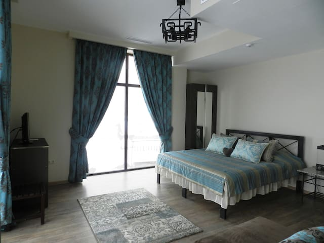 Junior suites in North Wing - Geghadir - Aamiaismajoitus