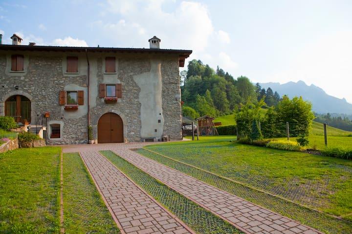 Cottage Casa Felice - Clusone - Apartment