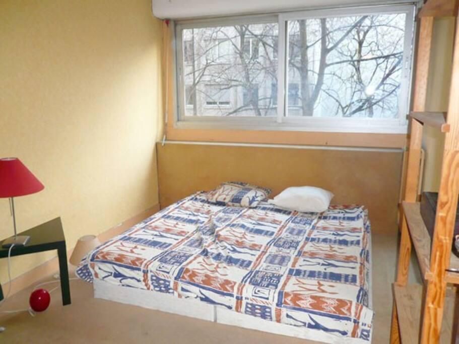 LA CHAMBRE 1 FIRST BEDROOM