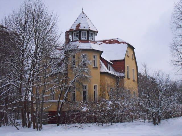 Ferienwohnung, Villenetage - Oranienburg - Villa