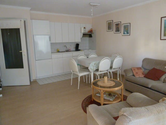 Cosy apartment 20 meters from the beach - De Haan - Apartment