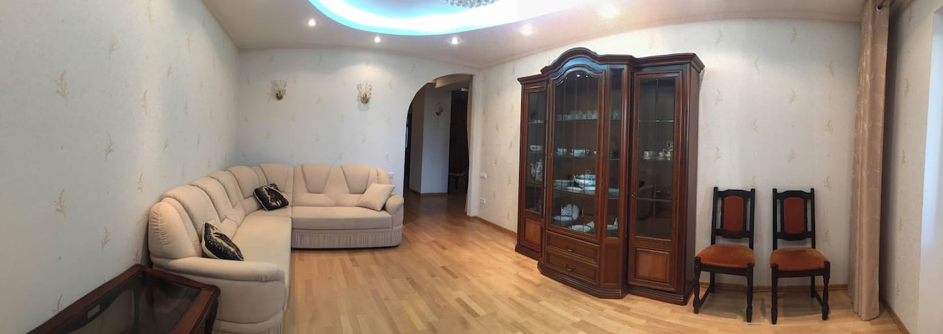 Lovely apartment with a sauna - Nizhniy Novgorod - Apartment