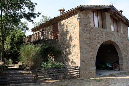 El Xipres, Biert (prov.of Girona) - Biert - Casa