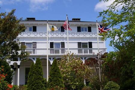 Newport Mansion- Sapphire room - Middletown - Maison